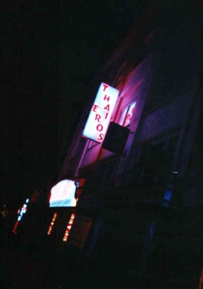 Hannover - Steintor Rotlicht Rotlichtbezirk Thai Eros Puff